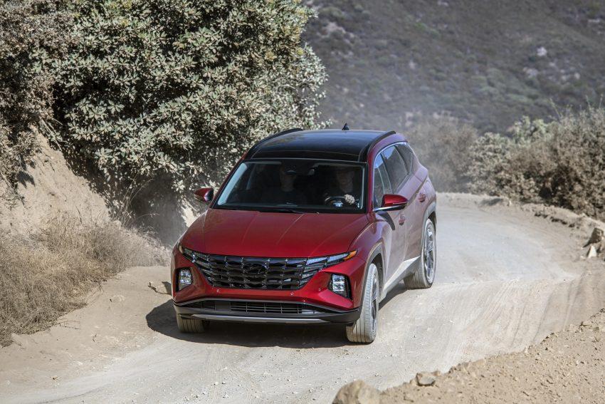 2022 Hyundai Tucson - Front Wallpapers 850x567 #2