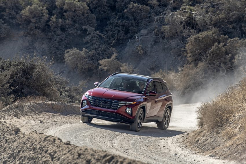2022 Hyundai Tucson - Front Wallpapers 850x567 #3