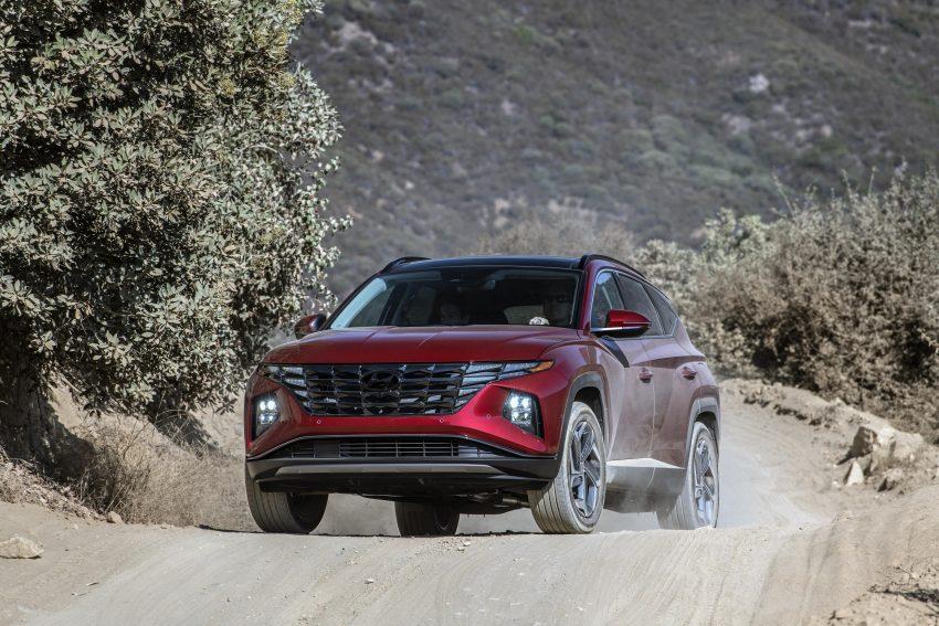 2022 Hyundai Tucson - Front Wallpapers 850x567 #4