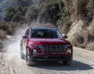 2022 Hyundai Tucson - Front Wallpapers 190x150