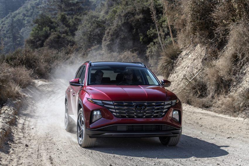 2022 Hyundai Tucson - Front Wallpapers 850x567 #1