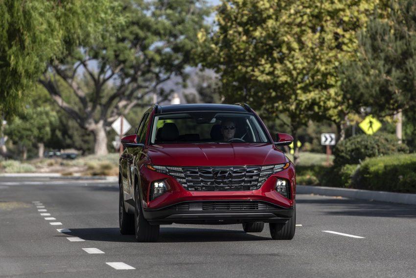 2022 Hyundai Tucson - Front Wallpapers 850x567 #8