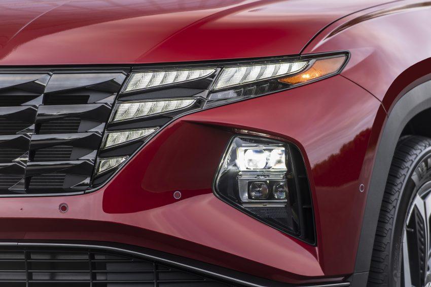2022 Hyundai Tucson - Headlight Wallpapers 850x567 #16