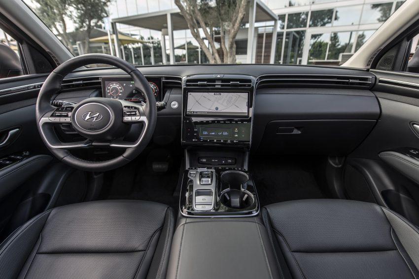 2022 Hyundai Tucson - Interior, Cockpit Wallpapers 850x567 #20