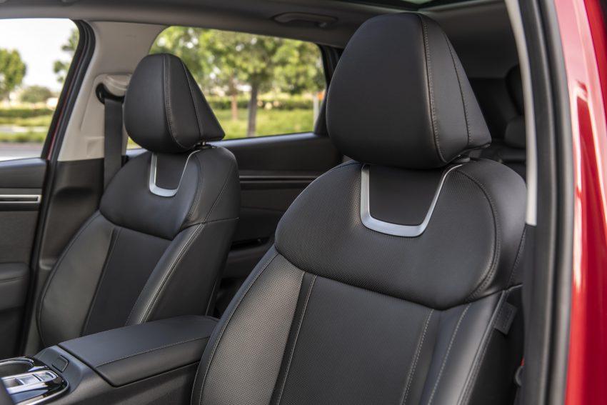2022 Hyundai Tucson - Interior, Front Seats Wallpapers 850x567 #21