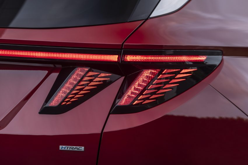 2022 Hyundai Tucson - Tail Light Wallpapers 850x567 #15
