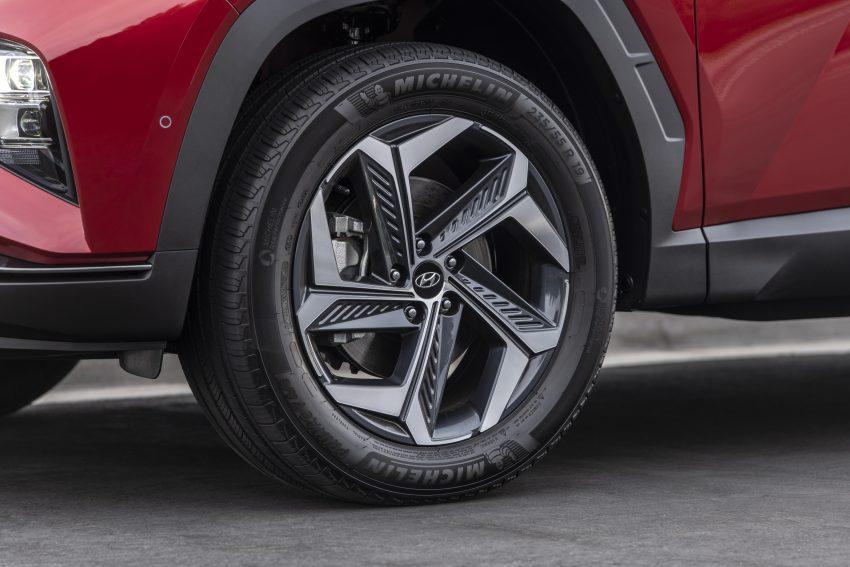2022 Hyundai Tucson - Wheel Wallpapers 850x567 #14