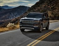 Download 2022 Jeep Grand Wagoneer HD Wallpapers