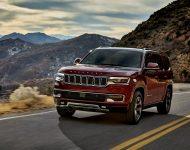 Download 2022 Jeep Wagoneer HD Wallpapers
