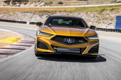 Download 2021 Acura TLX Type S HD Wallpapers