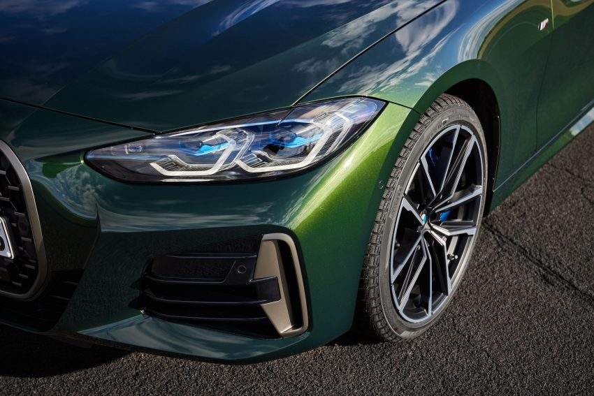 2021 BMW M440i xDrive Convertible - Headlight Wallpapers 850x567 #8