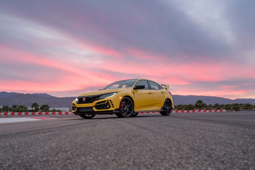 2021 Honda Civic Type R Limited Edition - Front Three-Quarter Wallpapers 850x566 #10