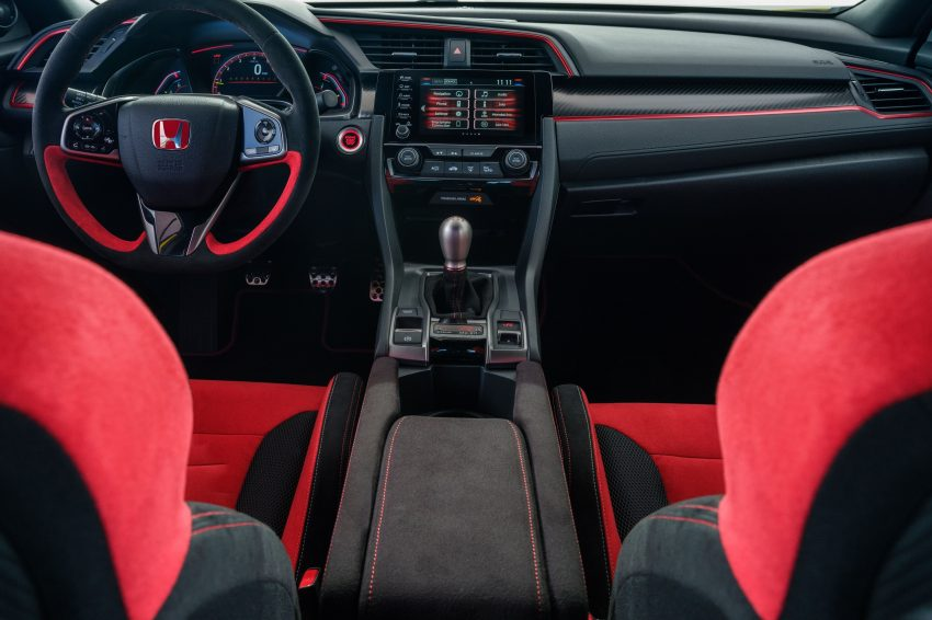 2021 Honda Civic Type R Limited Edition - Interior, Cockpit Wallpapers 850x566 #30