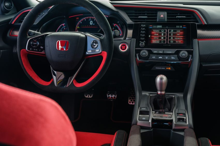 2021 Honda Civic Type R Limited Edition - Interior, Cockpit Wallpapers 850x566 #29