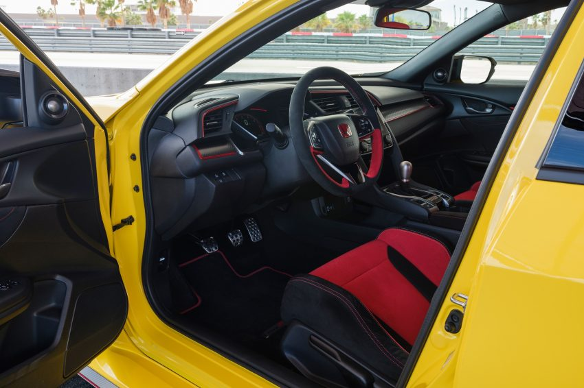 2021 Honda Civic Type R Limited Edition - Interior Wallpapers 850x566 #28