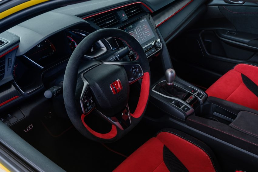 2021 Honda Civic Type R Limited Edition - Interior Wallpapers 850x566 #31