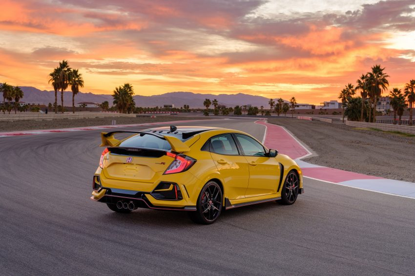 2021 Honda Civic Type R Limited Edition - Rear Three-Quarter Wallpapers 850x566 #13
