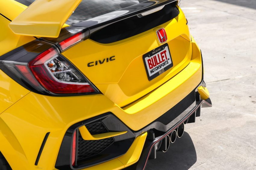 2021 Honda Civic Type R Limited Edition - Tail Light Wallpapers 850x566 #25