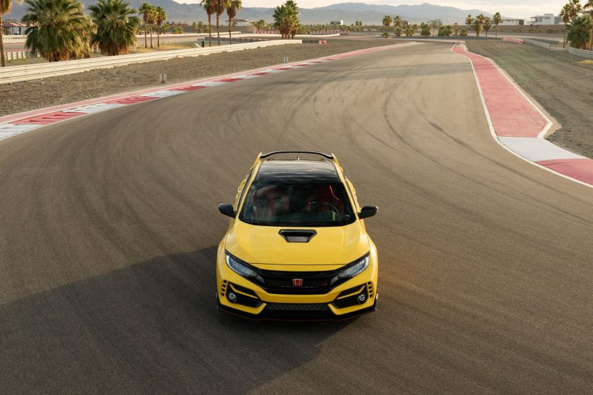 2021 Honda Civic Type R Limited Edition - Top Wallpapers 850x566 #15