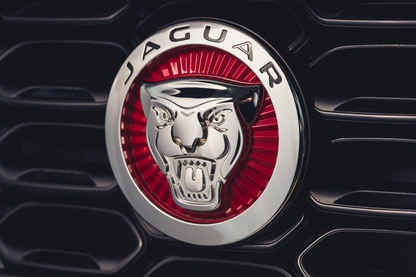 2021 Jaguar F-Type P300 Convertible - Badge Wallpapers 850x566 #19