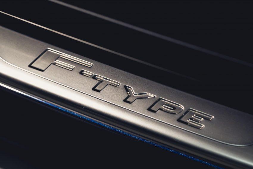 2021 Jaguar F-Type P300 Convertible - Door Sill Wallpapers 850x567 #22