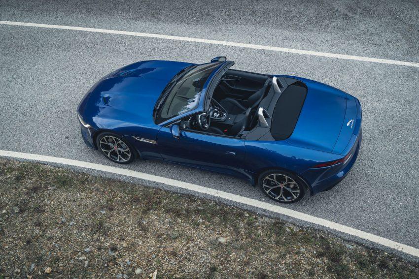 2021 Jaguar F-Type P300 Convertible - Top Wallpapers 850x567 #13