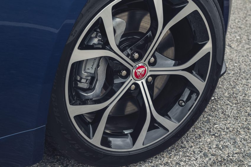 2021 Jaguar F-Type P300 Convertible - Wheel Wallpapers 850x567 #16
