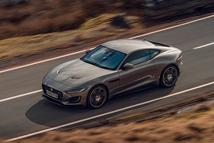 2021 Jaguar F-Type P450 R-Dynamic - Top Wallpapers 420x280