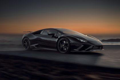 Download 2021 Lamborghini Huracán EVO RWD by Novitec HD Wallpapers