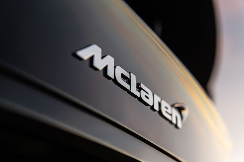2021 McLaren 620R - Badge Wallpapers 850x566 #24