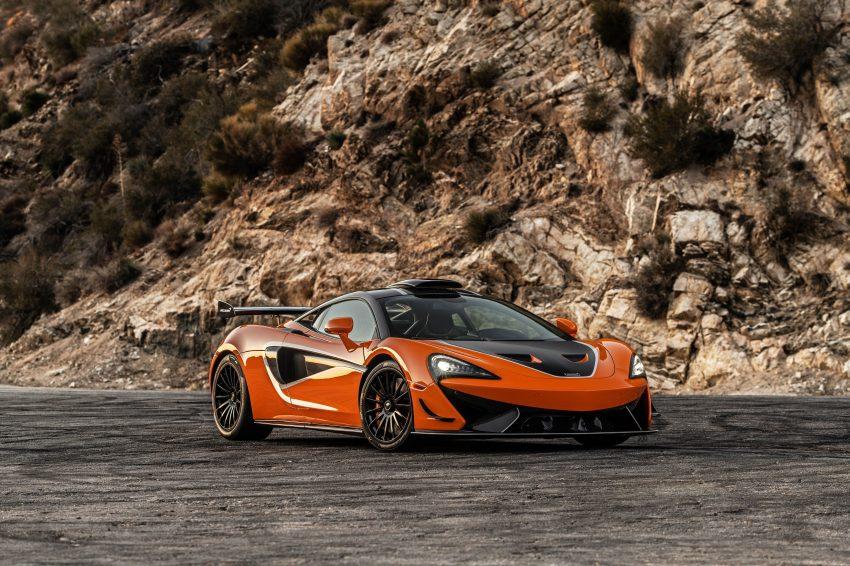 2021 McLaren 620R - Front Three-Quarter Wallpapers 850x566 #3