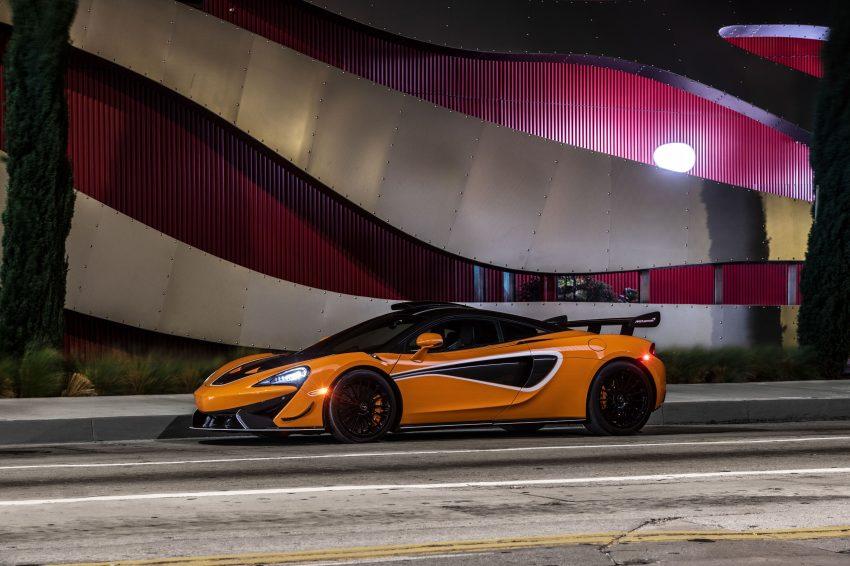 2021 McLaren 620R - Front Three-Quarter Wallpapers 850x566 #16