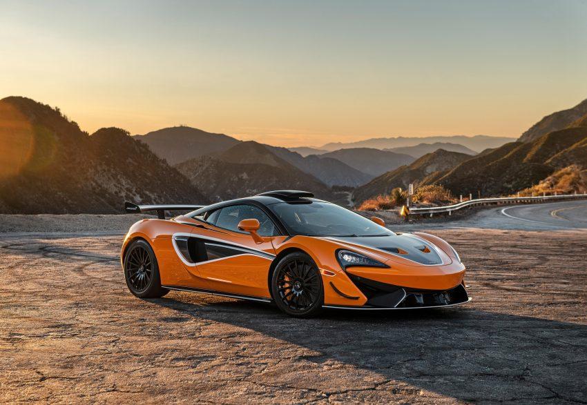 2021 McLaren 620R - Front Three-Quarter Wallpapers 850x587 #2