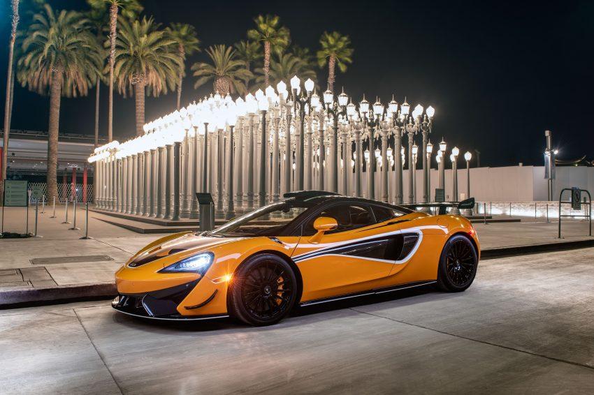 2021 McLaren 620R - Front Three-Quarter Wallpapers 850x566 #17