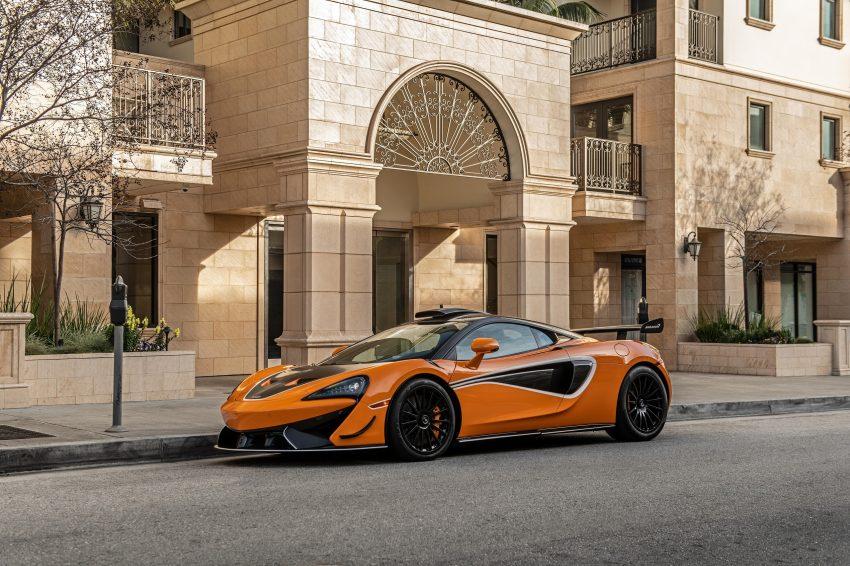 2021 McLaren 620R - Front Three-Quarter Wallpapers 850x566 #18