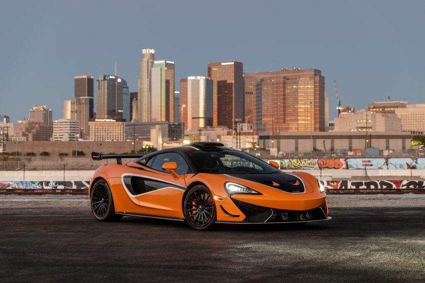 2021 McLaren 620R - Front Three-Quarter Wallpapers 850x566 #19