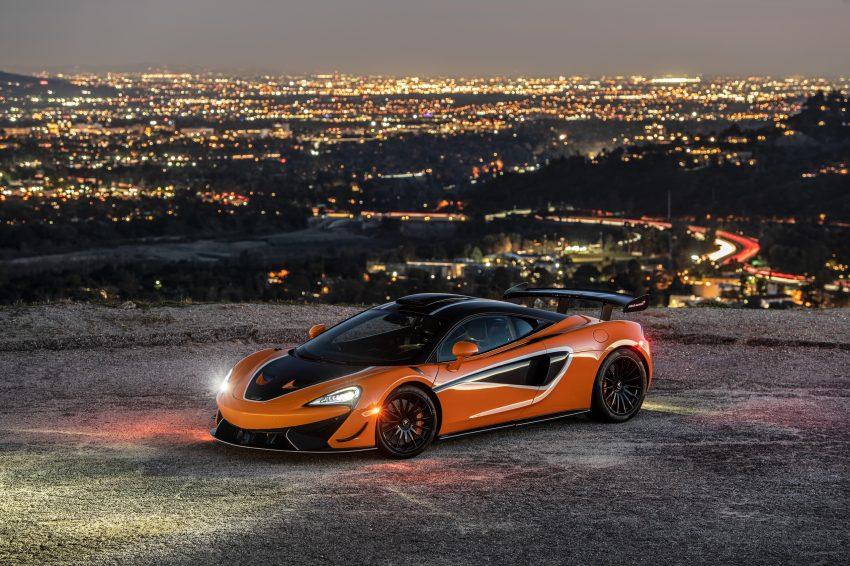 2021 McLaren 620R - Front Three-Quarter Wallpapers 850x566 #14
