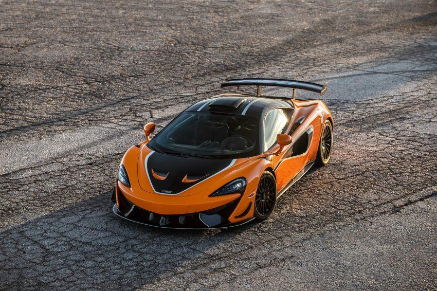 2021 McLaren 620R - Front Wallpapers 850x566 #1