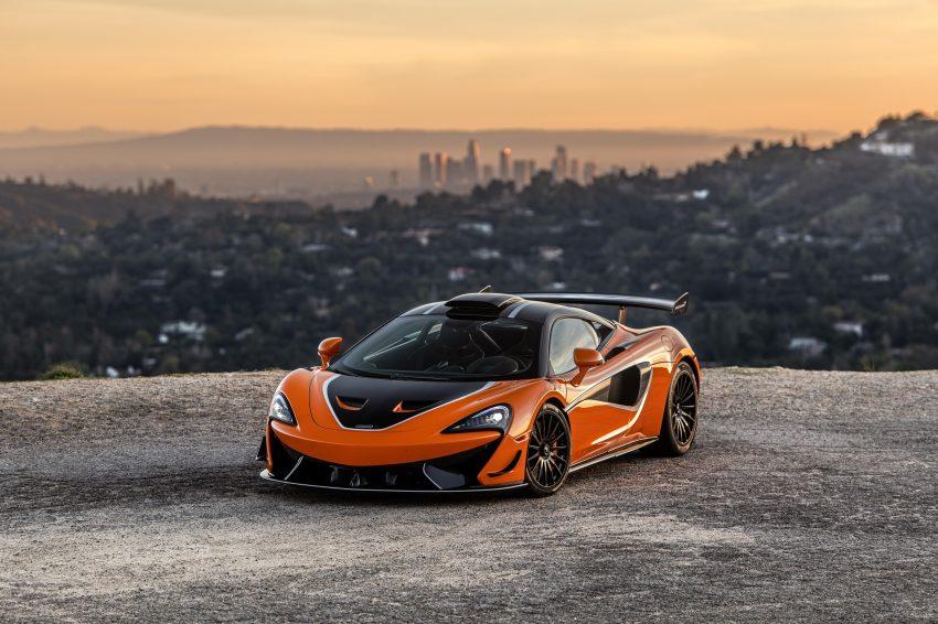 2021 McLaren 620R - Front Wallpapers 850x566 #9