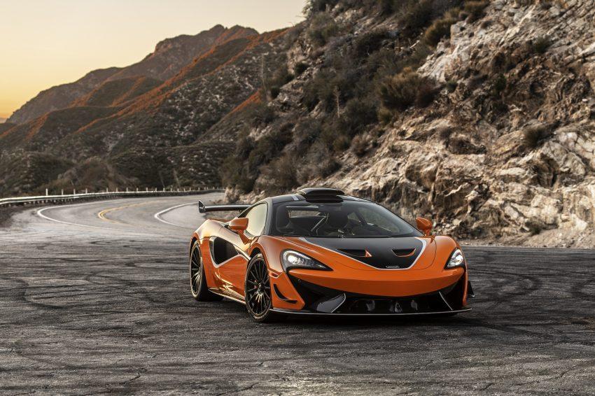 2021 McLaren 620R - Front Wallpapers 850x566 #4