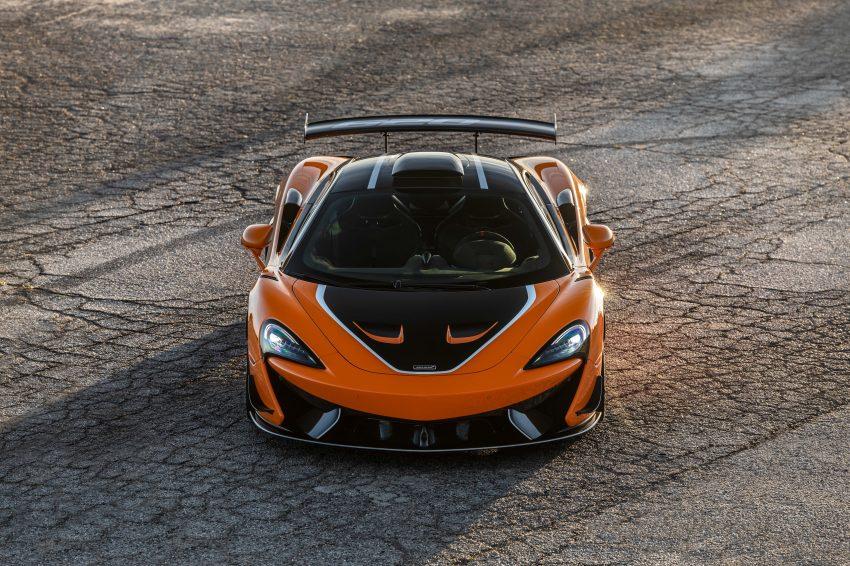 2021 McLaren 620R - Front Wallpapers 850x566 #10