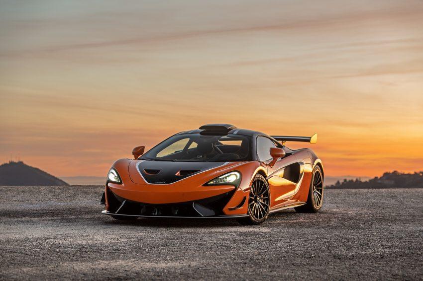 2021 McLaren 620R - Front Wallpapers 850x566 #5