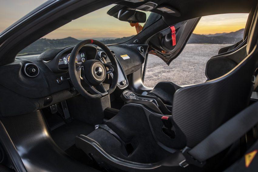 2021 McLaren 620R - Interior, Cockpit Wallpapers 850x566 #39