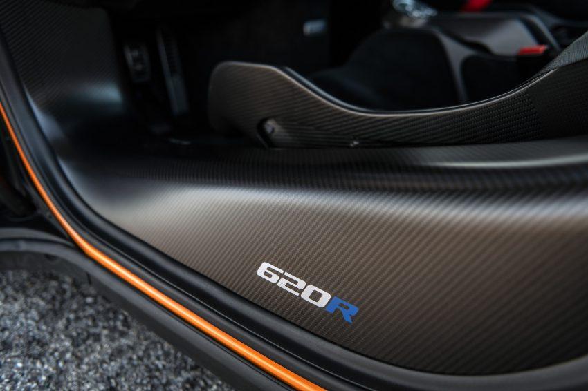 2021 McLaren 620R - Interior, Detail Wallpapers 850x566 #33