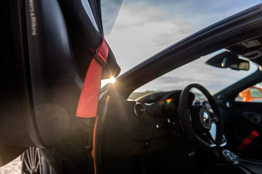 2021 McLaren 620R - Interior Wallpapers 850x566 #37