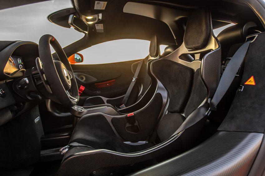 2021 McLaren 620R - Interior Wallpapers 850x566 #38