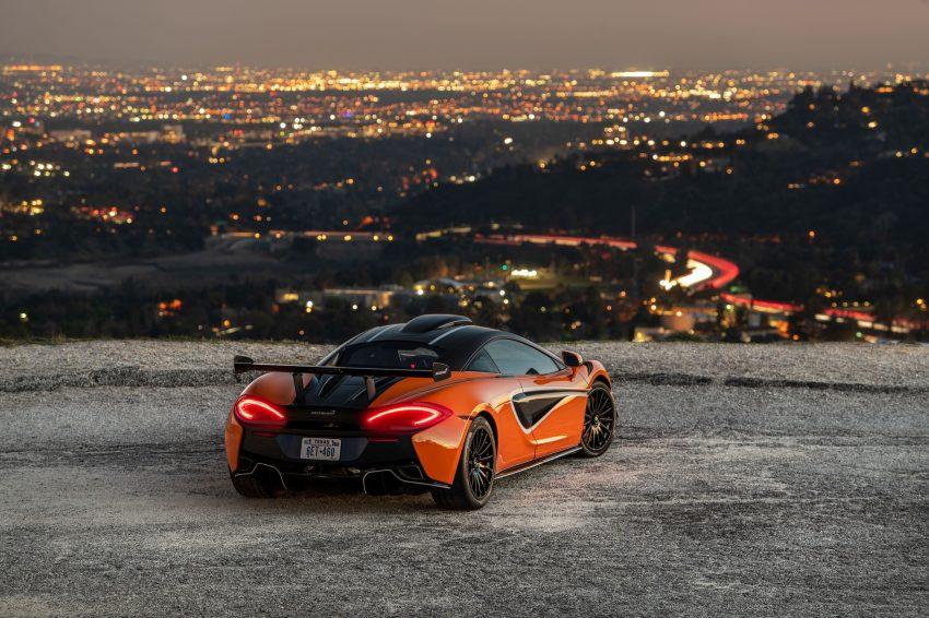 2021 McLaren 620R - Rear Three-Quarter Wallpapers 850x566 #15