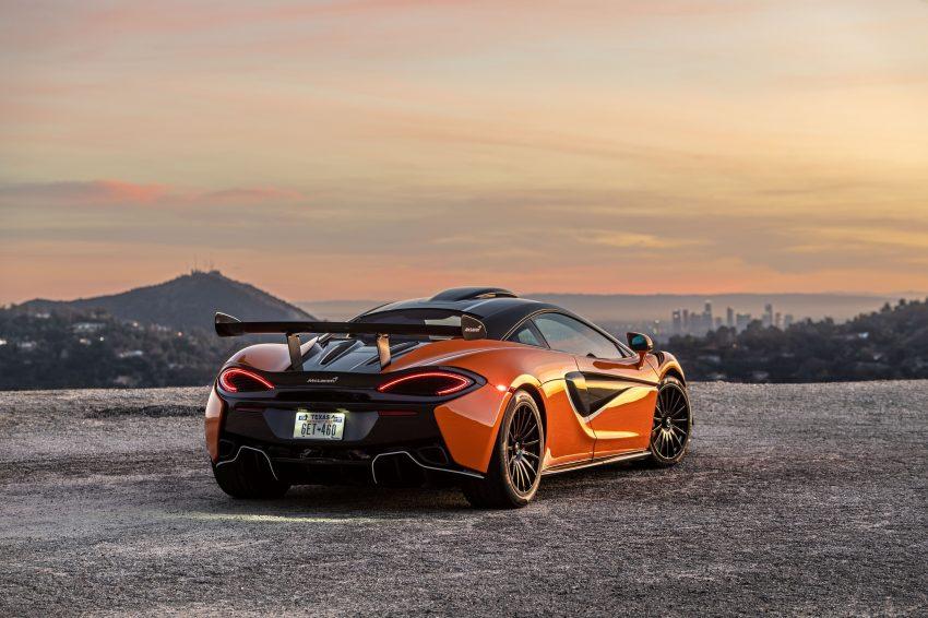 2021 McLaren 620R - Rear Three-Quarter Wallpapers 850x566 #6
