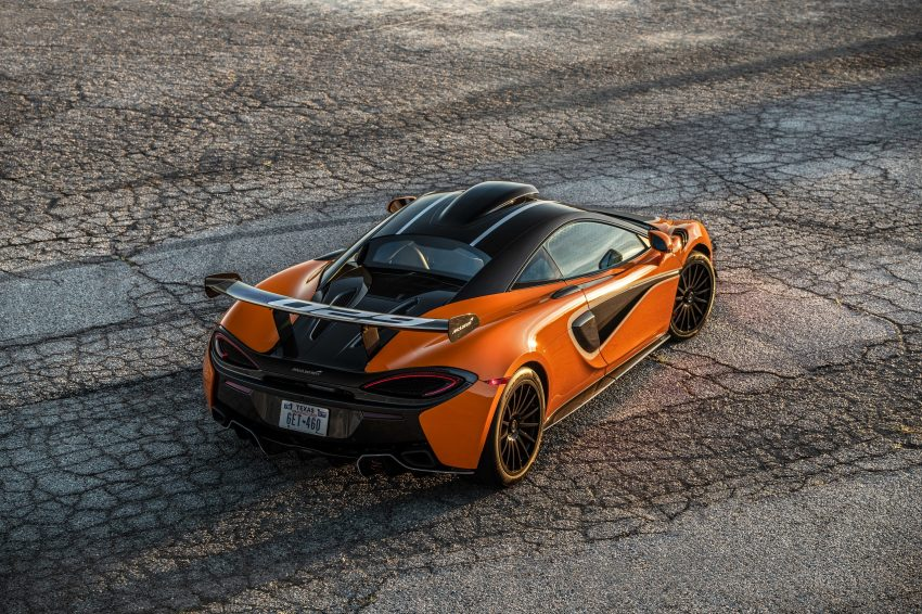 2021 McLaren 620R - Rear Three-Quarter Wallpapers 850x566 #12