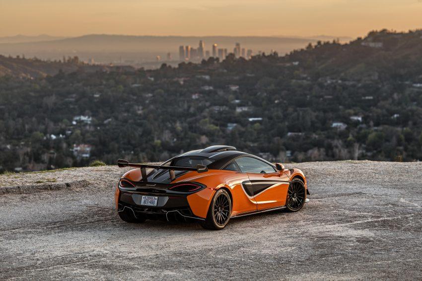2021 McLaren 620R - Rear Three-Quarter Wallpapers 850x566 #7
